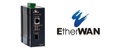 Hardened PoE Gigabit Dual Rate Media Converter